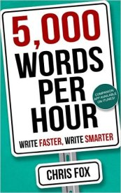 In 5000 Words Per Hour, Chris Fox teaches you how to write faster.
