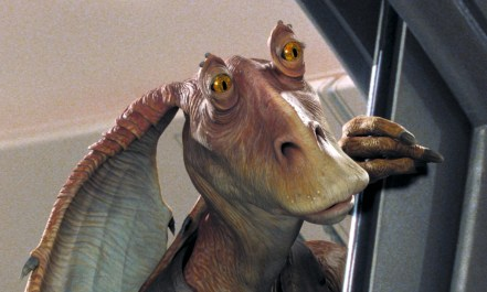 Jar Jar Binks Star Wars Phantom Menace