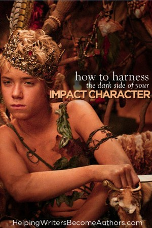 How To Harness The Dark Side of Your Impact Character