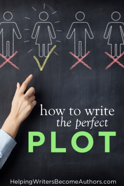 How to Write the Perfect Plot Pinterest