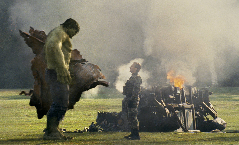 Incredible Hulk Emil Blonksy