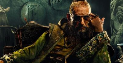 Mandarin Ben Kingsley Iron Man 3
