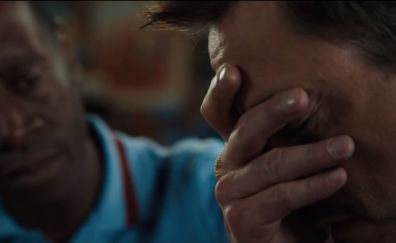 Tony Stark Panic Attack Iron Man 3