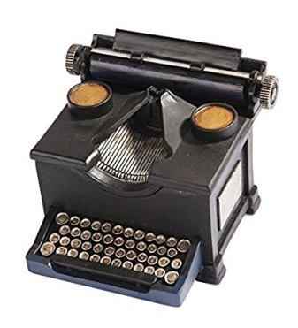 Gift for Writers 14: Typewriter Trinket Box