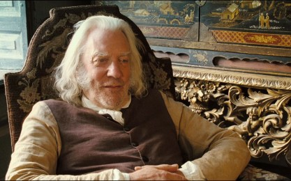 Pride and Prejudice 2005 Donald Sutherland