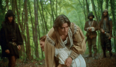 Danielle Carries Henry Away from the Gypsies in Ever After