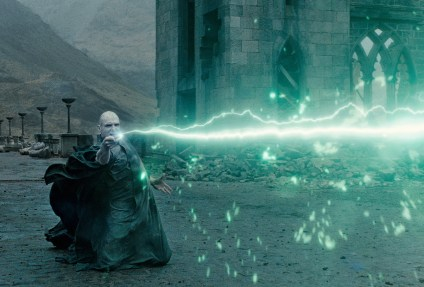 Voldemort Deathly Hallows