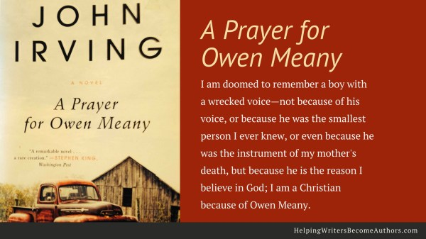 a prayer for owen meany quotes