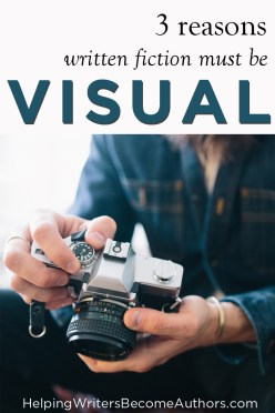 3 Ways to Make Your Writing More Visual