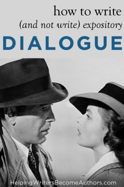 How to Write (and Not Write) Expository Dialogue