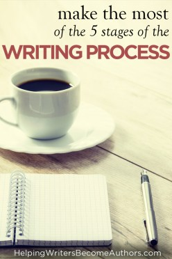 Learn How to Make the Most of the 5 Stages of the Writing Process