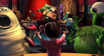 boo monsters inc