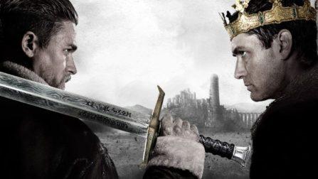 King Arthur Legend of the Sword Chalie Hunnam Vortigan Jude Law