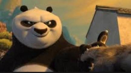 Po vs Tai Lung Kung-Fu Panda Wushi Fingerhold Skadoosh