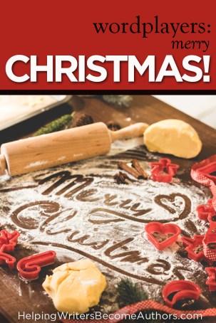 Wordplayers: Merry Christmas!