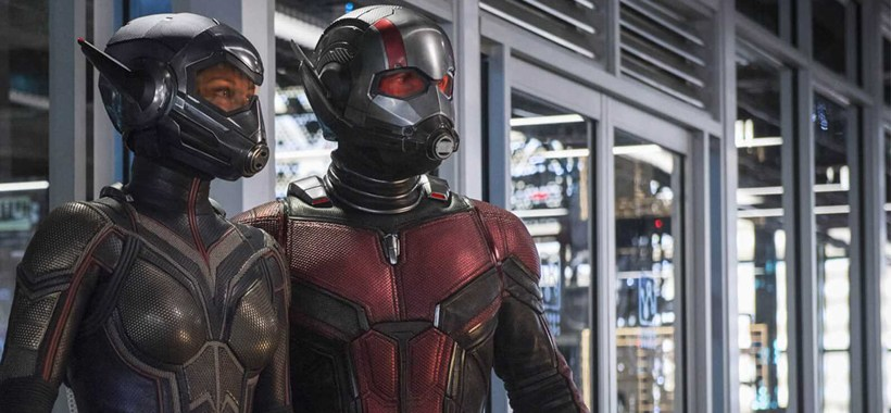 Ant-Man and the Wasp Big