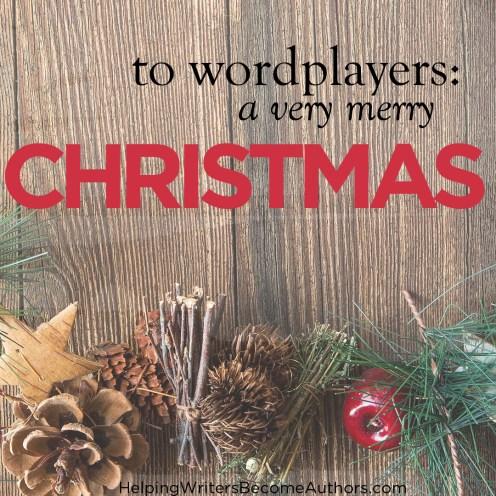 Merry Christmas Wordplayers