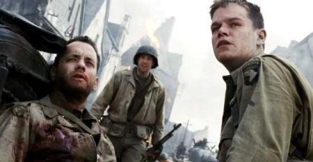 Saving Private Ryan Tom Hanks Matt Damon