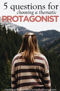 choosing a protagonist