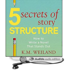 5 Secrets of Story Structure Audio Book