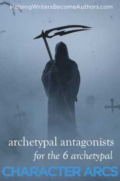 Archetypal Antagonists for Each of the Six Archetypal Character Arcs
