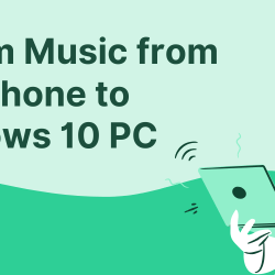 How to stream music from phone to PC using Bluetooth