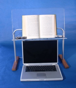 BACK TO SPECIALIZED BOOK HOLDERS Owners Manual ETool