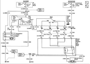 Wiring Diagram For Frontrear Air Conditioner? Air Not