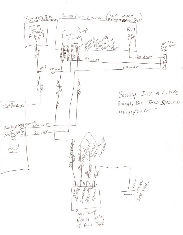medium resolution of dodge 1500 fuel pump diagram 2005 dodge ram 1500 fuel pump location 1998 dodge ram 1500
