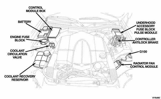 Chrysler Crossfire Radio Wiring Diagram, Chrysler, Free