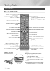 Samsung BD-FM59C Apps