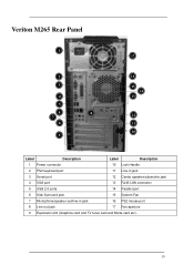 Acer Veriton M265 Support and Manuals
