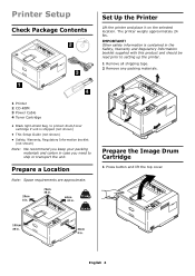 Oki B431dn Support and Manuals