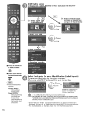 Saving Home Theater Setting In Viera Link So It Works When