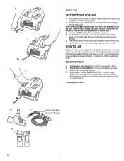 Eureka Rally2 980A Support and Manuals