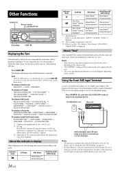 Alpine CDE-133BT Support and Manuals