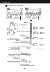 Kenwood DNX690HD Wiring