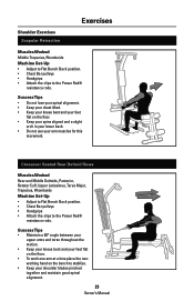 Bowflex Classic Support and Manuals