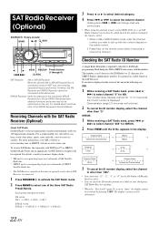 Alpine CDA-9886 Support and Manuals