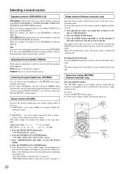 Onkyo TX DS575x Remote Control