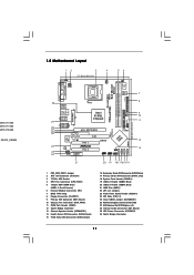 ASRock 775Dual-915GL Support and Manuals