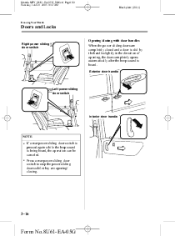 2006 Mazda MPV Problems, Online Manuals and Repair Information