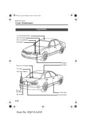 2002 mazda millenia owners manual