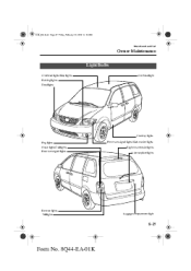 2002 Mazda MPV Problems, Online Manuals and Repair Information