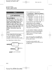 What Fuse Controls The Power Steering On A 2005 Mazda Rx-8