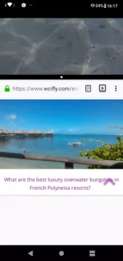 How to split screen on Android PIE version? : Expand window to come back to single window mode
