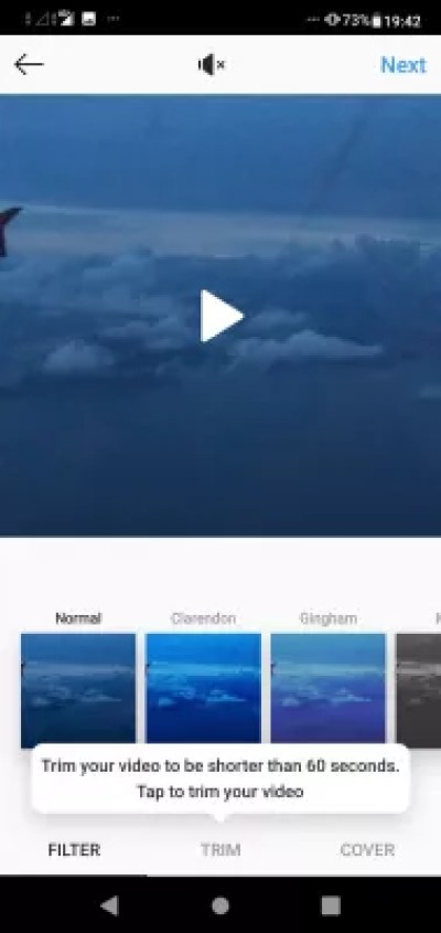 How Do You Post On Instagram? Quick Steps For An Excellent Post : Posting a video from the Instagram mobile app