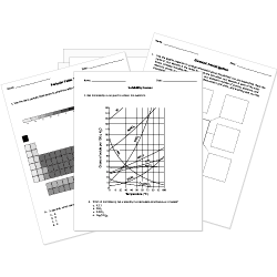 Printable Online Chemistry Tests And Worksheets