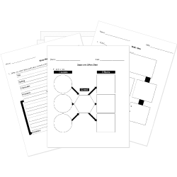 Printable Reading Strategies and Comprehension Worksheets