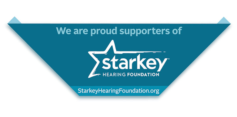 Starkey Hearing Foundation Supporters